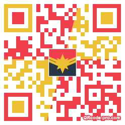 QR code with logo 22rd0
