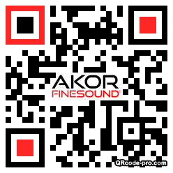 QR code with logo 22sF0