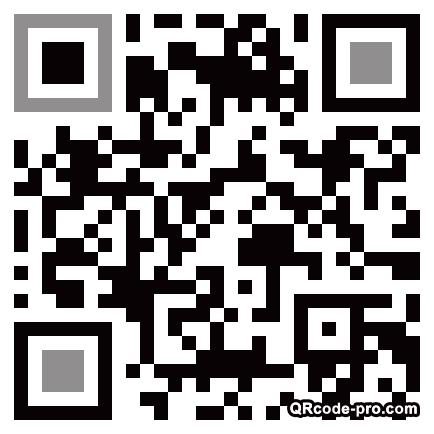 QR code with logo 22tE0