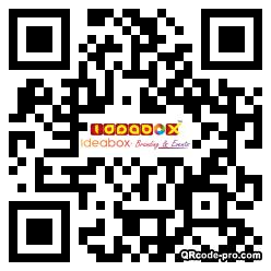QR code with logo 22ul0