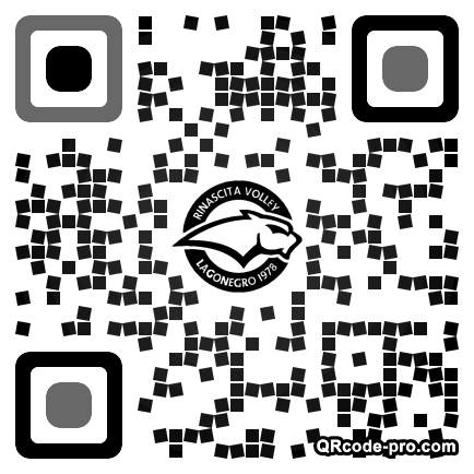 QR code with logo 22vJ0
