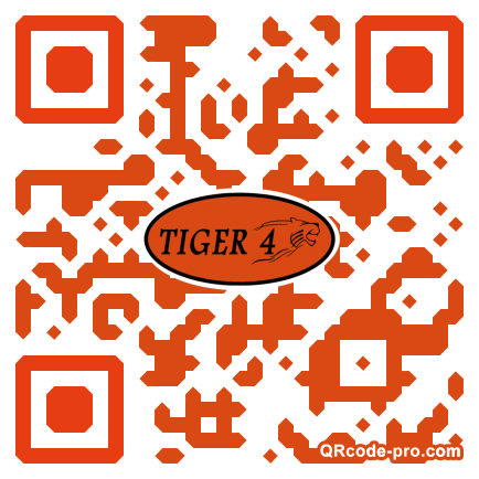 QR code with logo 22vO0