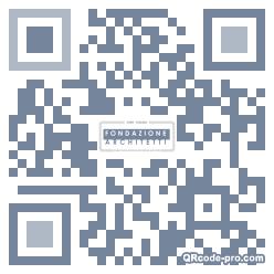 QR code with logo 22vX0