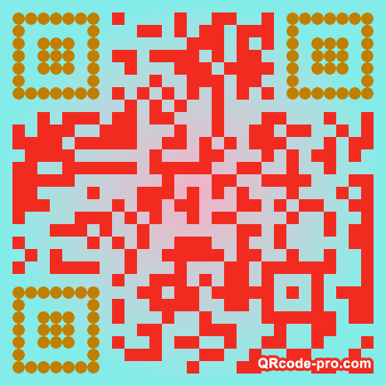 QR code with logo 22vn0