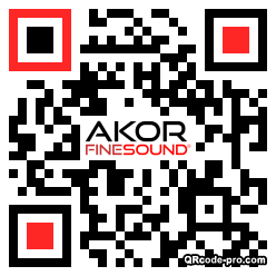 QR code with logo 22wT0