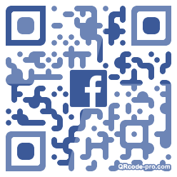 QR code with logo 22wU0