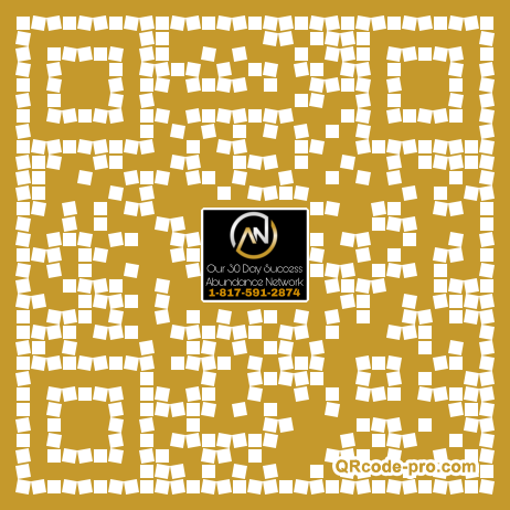 QR code with logo 22wh0