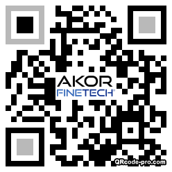 QR code with logo 22xh0