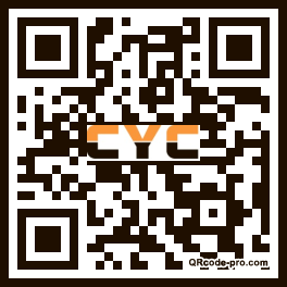 QR code with logo 22yH0