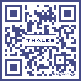 QR code with logo 22zX0