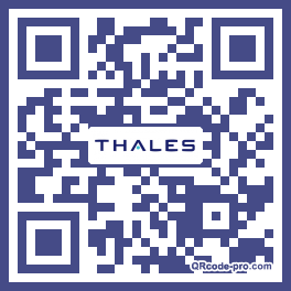 QR code with logo 22zY0