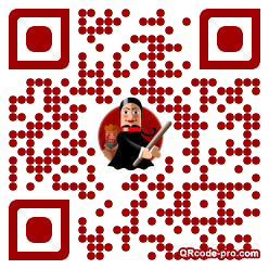 QR code with logo 22zs0