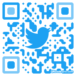 QR code with logo 23320