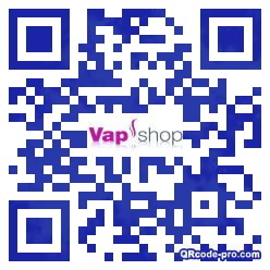 QR code with logo 23490