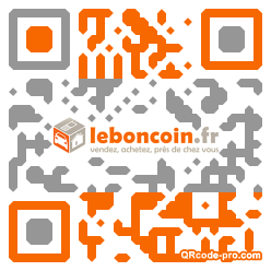 QR code with logo 237J0
