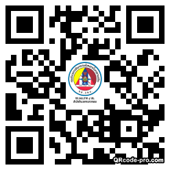 QR code with logo 238i0