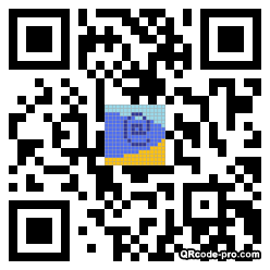 QR code with logo 23930