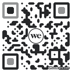 QR code with logo 23AB0