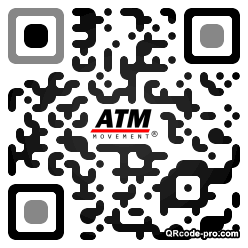 QR code with logo 23Gz0