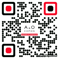QR code with logo 23Id0