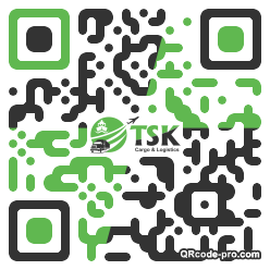 QR code with logo 23KZ0