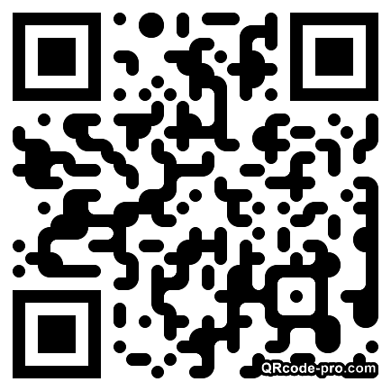 QR code with logo 23Mp0