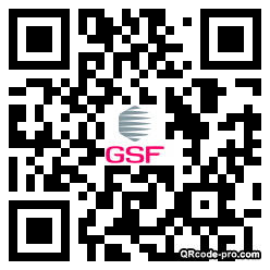 QR code with logo 23NM0
