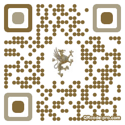 QR code with logo 23PV0