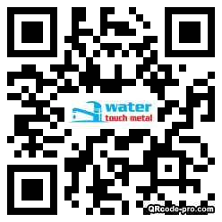 QR code with logo 23S10