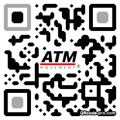 QR code with logo 23VD0