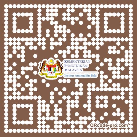QR code with logo 23dO0
