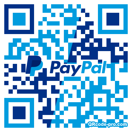 QR code with logo 23gB0