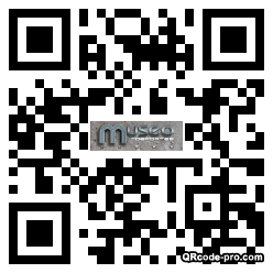 QR code with logo 23hE0