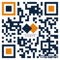 QR code with logo 23hH0