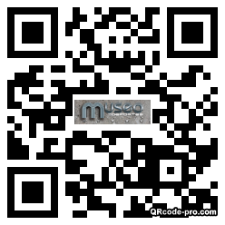 QR code with logo 23hL0