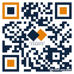 QR code with logo 23hS0