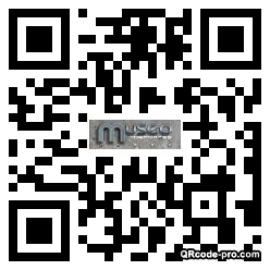 QR code with logo 23hl0