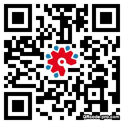 QR code with logo 23iP0