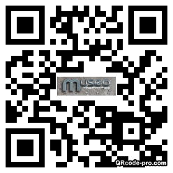 QR code with logo 23iQ0