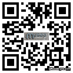 QR code with logo 23j00