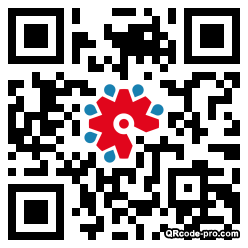 QR code with logo 23j20