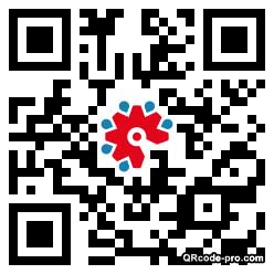 QR code with logo 23jB0