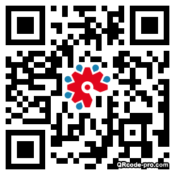 QR code with logo 23jE0