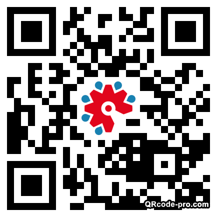 QR code with logo 23jF0