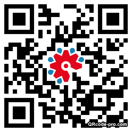 QR code with logo 23jH0