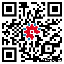 QR code with logo 23jI0