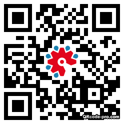 QR code with logo 23jo0