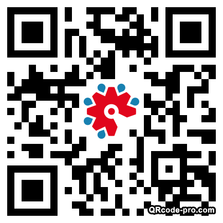 QR code with logo 23jw0