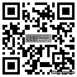 QR code with logo 23k90