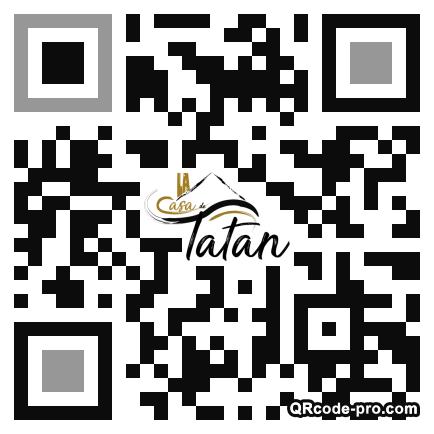 QR code with logo 23ke0